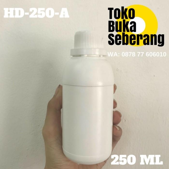 Jual Botol Plastik Hdpe 250 Ml A Botol Obat Botol Kimia