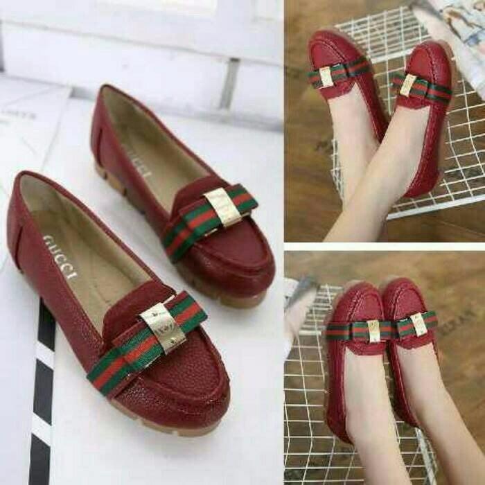 Jual Sepatu Terbaru Wanita Flat Shoes