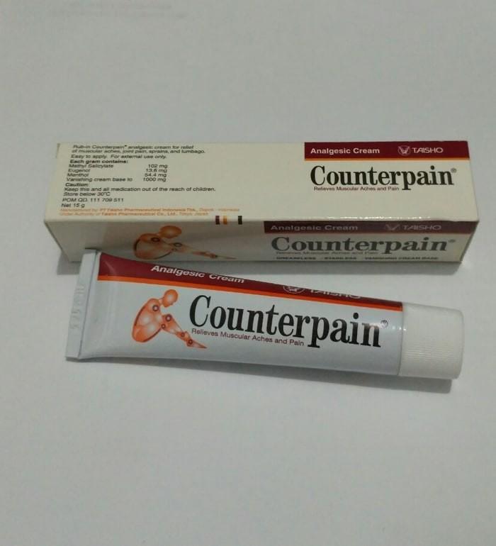 Katalog Counterpain 15 Gram Travelbon.com