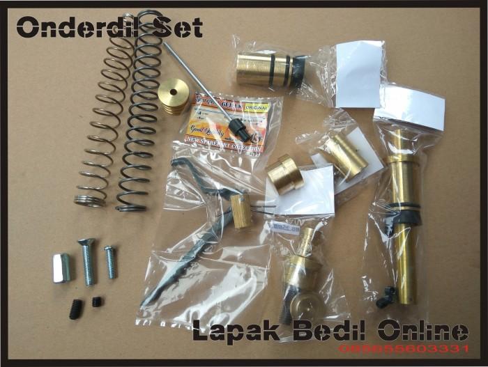 harga Onderdil set untuk rakit pcp od 25 3 mm lengkap