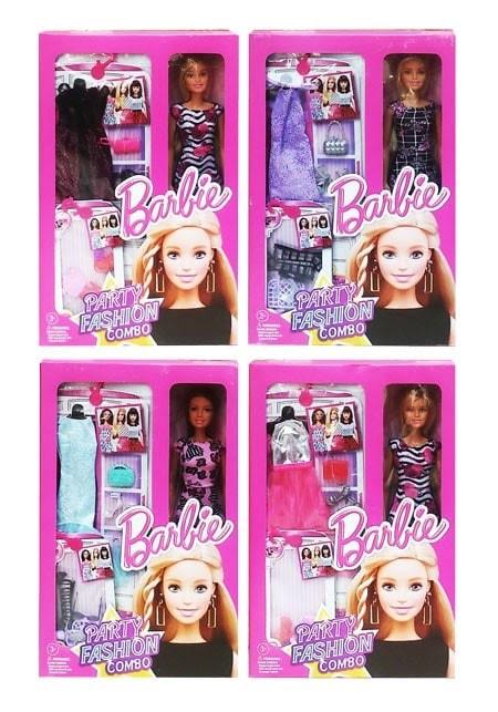 harga Mainan Barbie Party Fashion - Fgy16 Tokopedia.com
