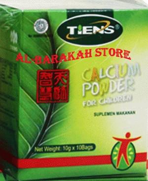 Foto Produk SPECIAL Calcium Powder for Children Tiens (Susu utk Anak) MURAH MERIAH dari Pinkerbelle Custom