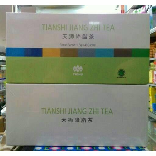 Foto Produk DISKON PRODUK LARIS Tianshi tea..jiang shi teh tiens PALING MURAH MURA dari Pinkerbelle Custom