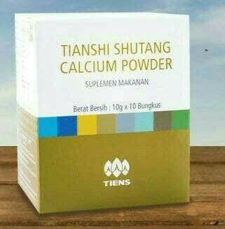 Foto Produk DISKON DISKON tianshi shutang calcium calsium powder tiens TERMURAH PA dari Pinkerbelle Custom