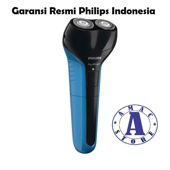 Foto Produk Philips AT600 -15 AquaTouch Wet & Dry Electric Shaver AT 600 dari amac store