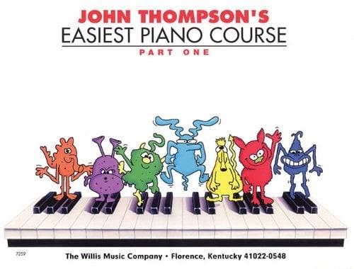 harga John thompson easiest piano course 1 Tokopedia.com
