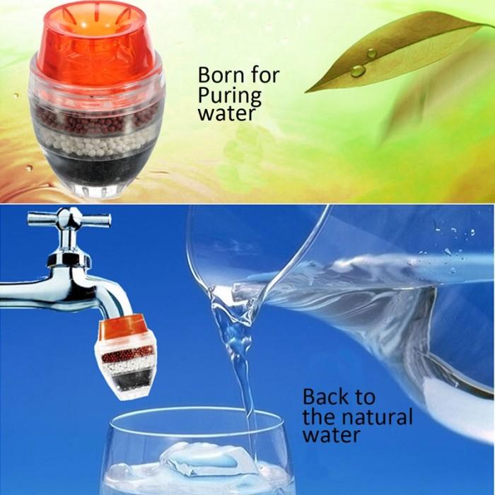 harga Tap water clean purifier filter for 16-19mm faucet / filter keran air Tokopedia.com