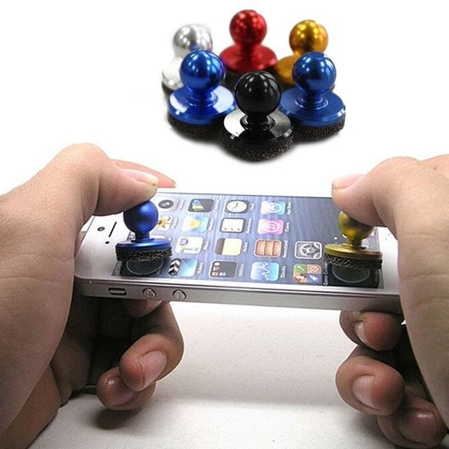 harga Mobile joystick model papan catur joy stick moba legend game fling top Tokopedia.com