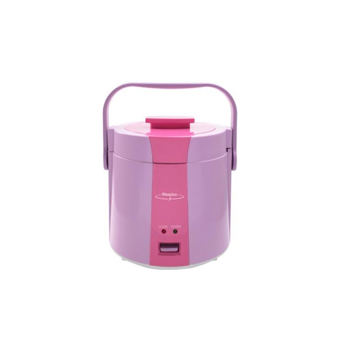 ... Rice cooker mini travel cooker mrj 052 violet