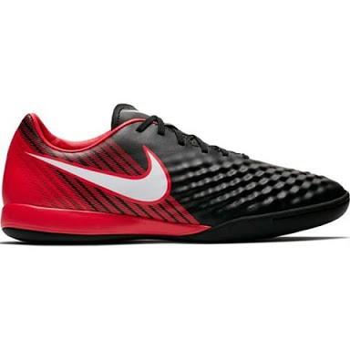 Jual Sepatu Futsal Nike Magista X Onda Ii Hitam Merah Original