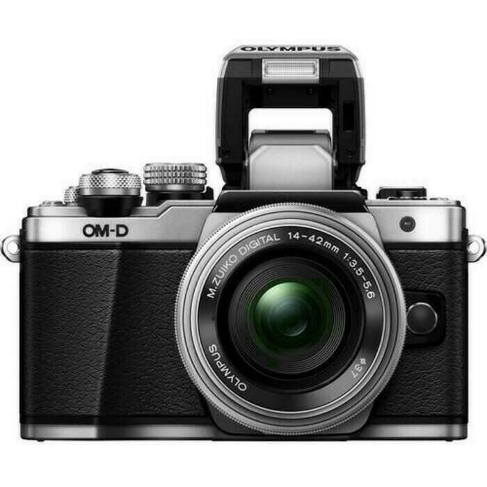 harga Kamera olympus omd e-m10 mark ii kit 14-42mm Tokopedia.com