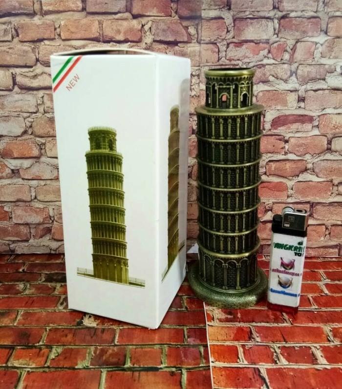 harga Pajangan atau miniatur menara leaning tower of pisa Tokopedia.com