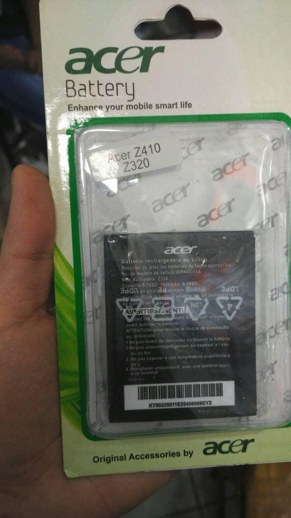 675314f2460 harga Btr battery baterai ori 99% acer liquid bat-a11 / z410 (*