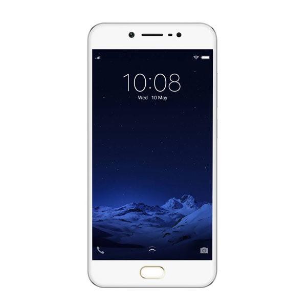 Vivo v5s pure white free casing [sku:hvi-v5s-whi]