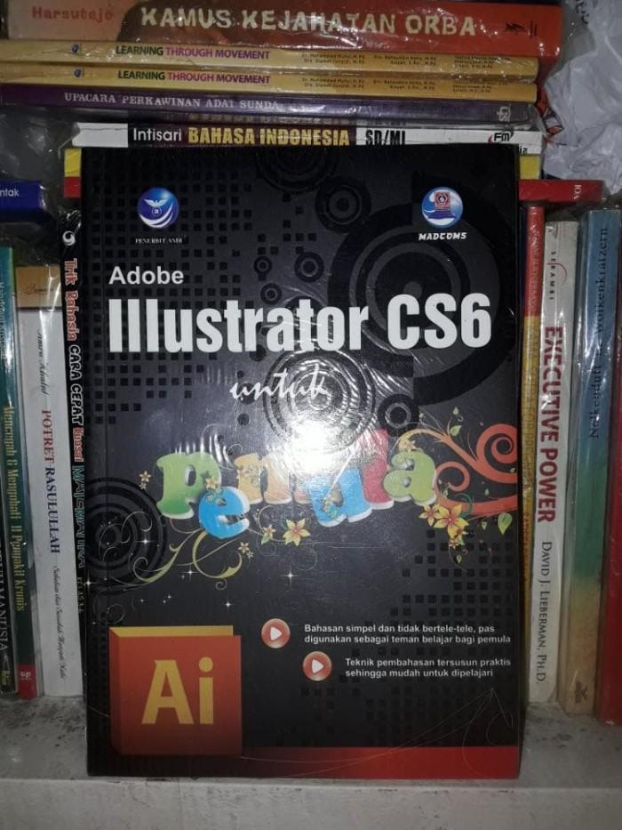 harga Adobe illustrator cs6 untuk pemula-madcoms Tokopedia.com