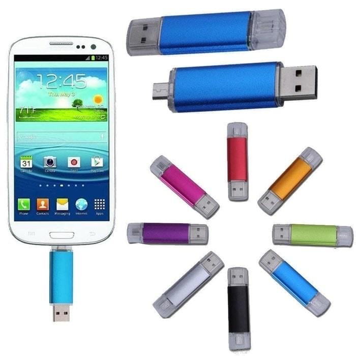 harga Flashdisk otg 8gb merek samsung usb android tablet hp smartphone Tokopedia.com