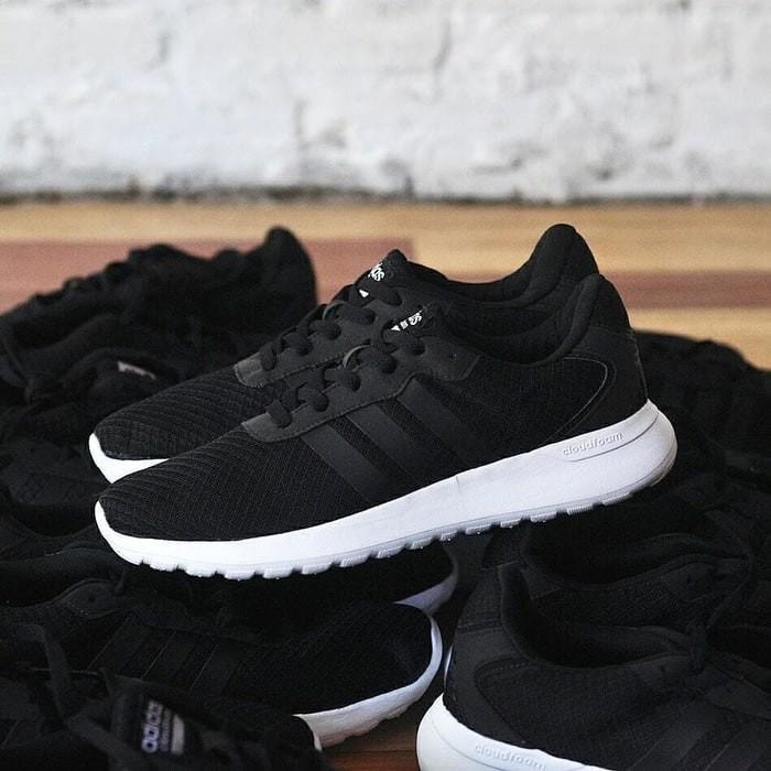 Jual Sepatu Adidas ORIGINAL Cloudfoam Speed Black pria cowok ... 984d926988