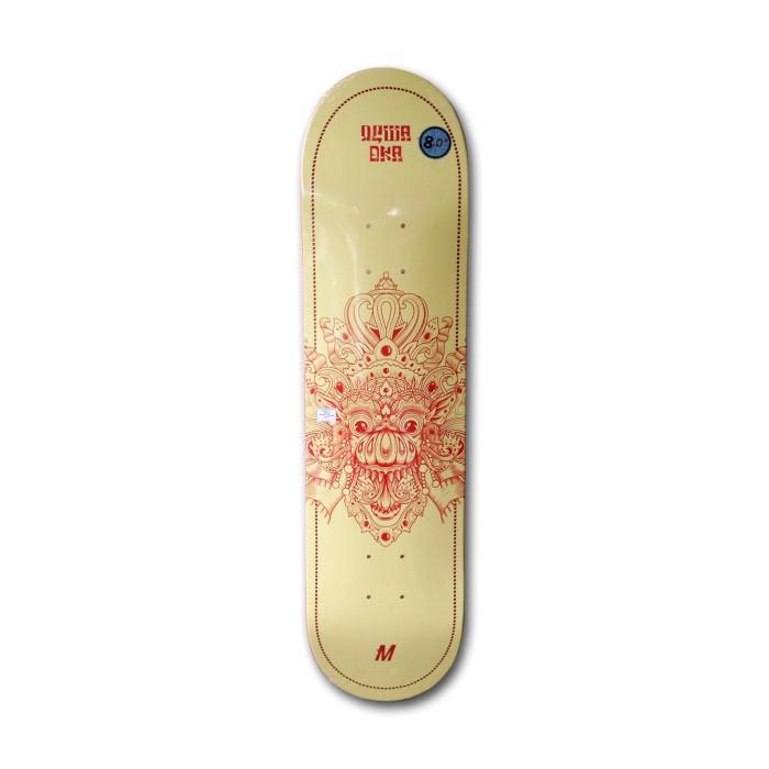 """Foto Produk Motion Dewa Oka Skateboard Deck Size 7.8"""", 8.0"""", 8.1"""" dari Amplitude"""