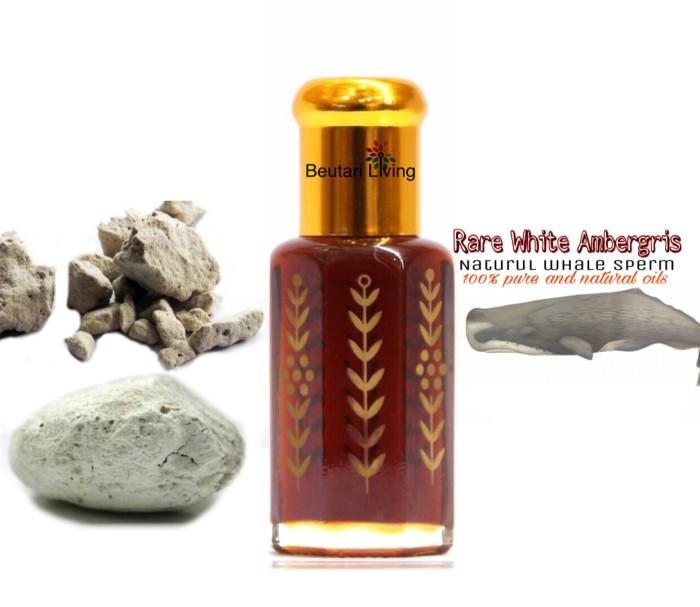 harga 12ml rare white ambergris parfume oil (parfum arab minyak wangi nabi) Tokopedia.com