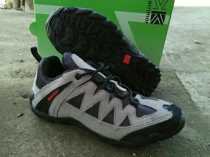 Jual sepatu karrimor gunung summit cowok murah   snta outdoor   tnf ... f036d5c04f