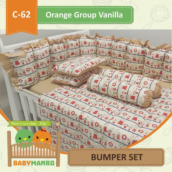 harga Bumper set c-62 orange group vanilla Tokopedia.com