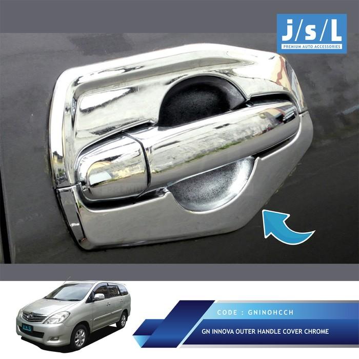 harga Kijang innova outer handle cover chrome/aksesoris kijang innova Tokopedia.com