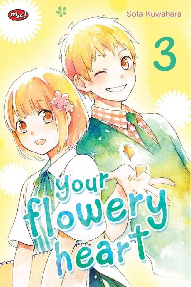 harga Komik seri : your flowery heart oleh sota kuwahara Tokopedia.com