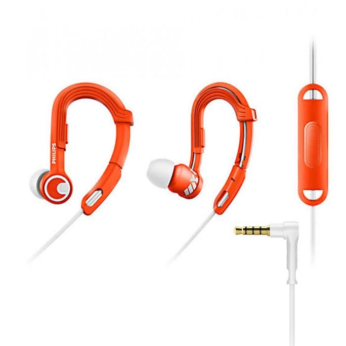 Jual Philips Earphone With Mic  Shq 3305/Or – Orange Harga Promo Terbaru