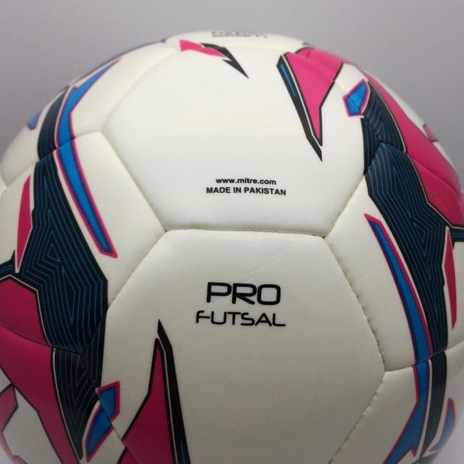 Jual Bola Futsal Mitre Pro Futsal White Magenta Bb1351Wg7 Original ... 3d75149690c6a