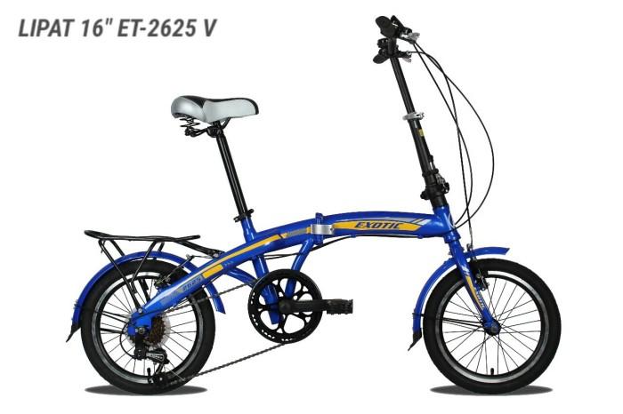 Harga Sepeda Lipat Hargano.com