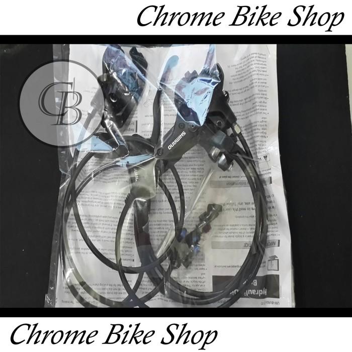 harga Brake set rem hidrolik rem hidraulic sepeda merk shimano m395 Tokopedia.com