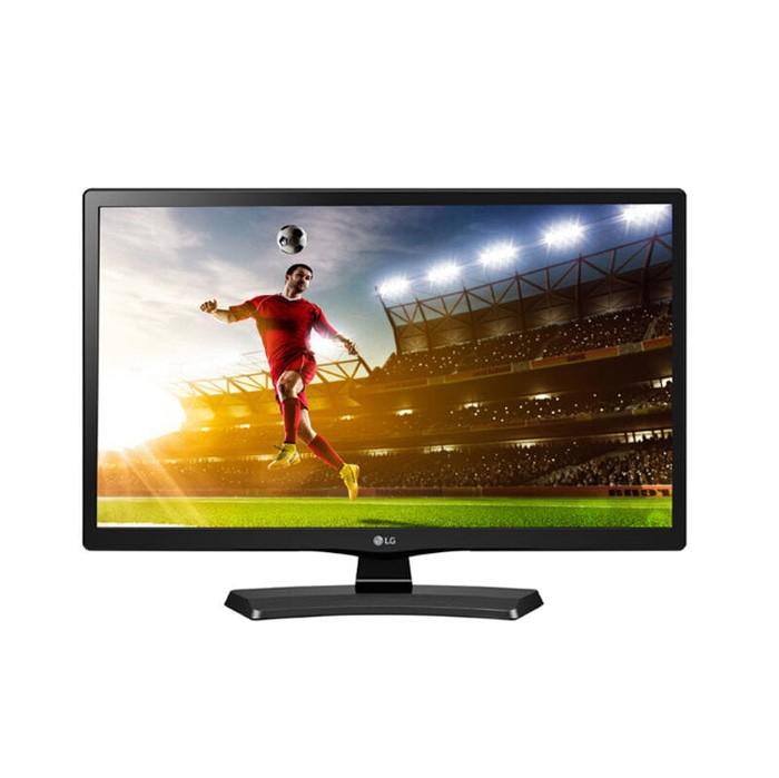 LG Monitor TV 24 Inch - 24MT48AF free BREKET,Murah, garansi RESMI