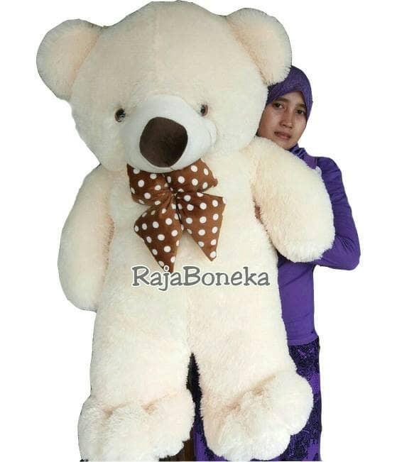 Jual Boneka Beruang Lucu Besar Ukuran 1 Meter Kab Purwakarta Rajaboneka Tokopedia