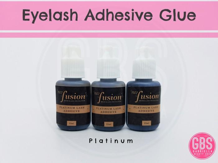 harga Lem bulu mata / eyelash extention platinum glue (kulit normal) Tokopedia.com