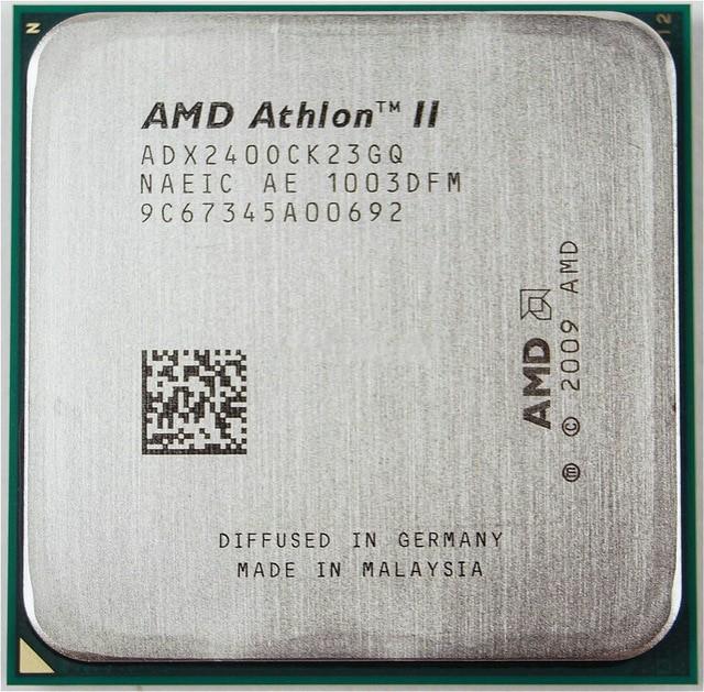 AMD ATHLON II X2 240 TREIBER HERUNTERLADEN