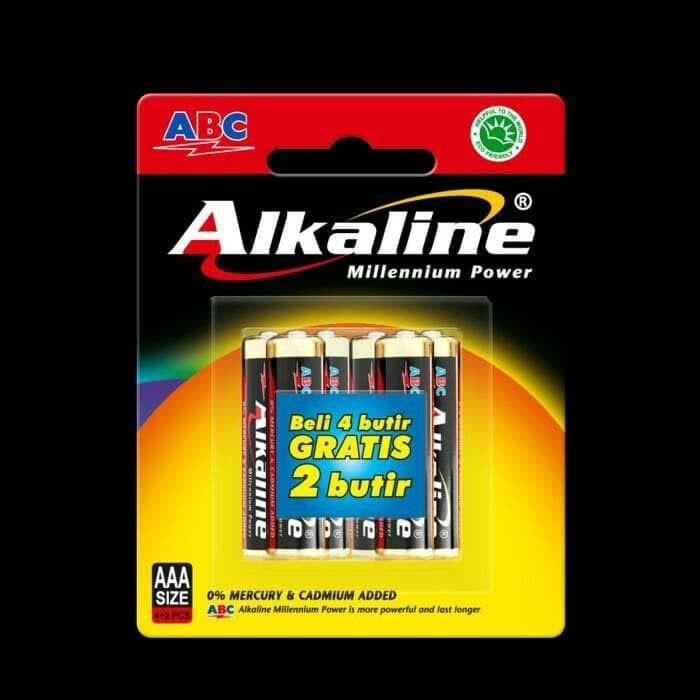 Katalog Abc Alkaline Aaa Travelbon.com