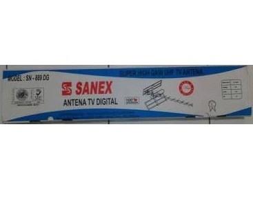 Foto Produk Sanex SN-889DG Antena TV Digital Super High Gain Antenna UHF FM Radio dari Sumber Baru Elektronik