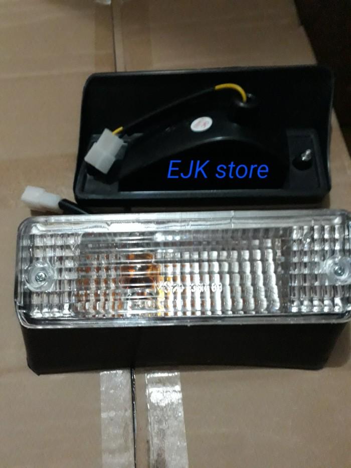 harga Lampu bumper / bawah / kabut / fog lamp/foglamp kijang grand kristal Tokopedia.com