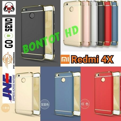 harga Hardcase bumper xiaomi redmi 4x / prime pro back case 3 in 1 casing Tokopedia.com