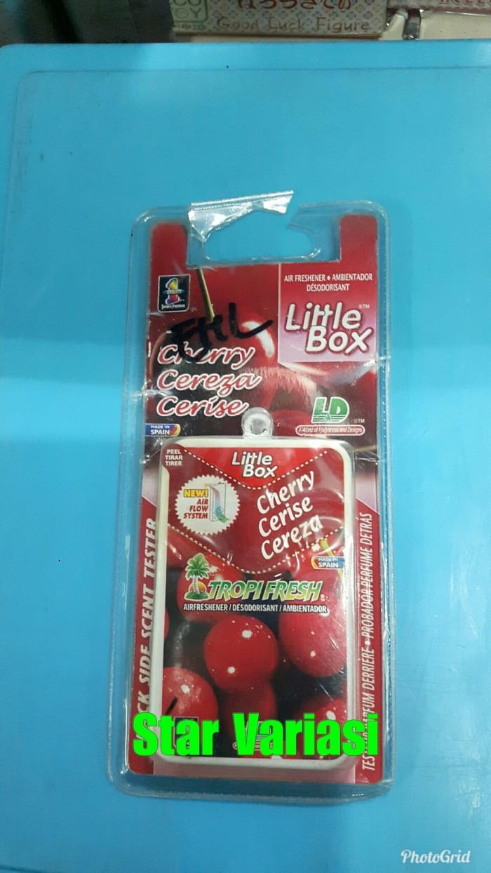 Jual Parfum Little Box Star Variasi Mobil Tokopedia Chocolate
