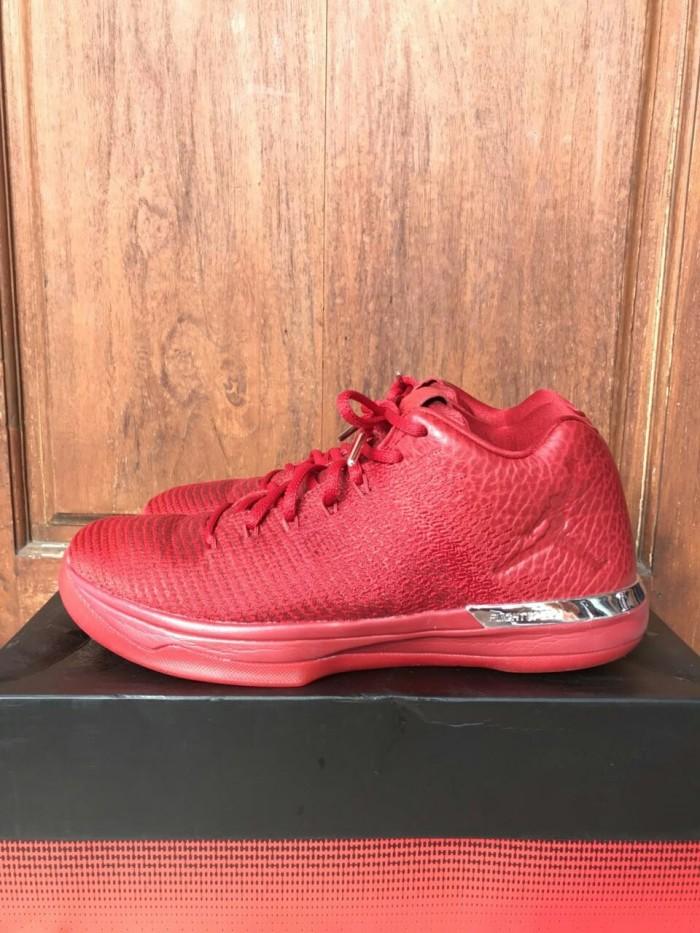 Jual Air Jordan 31 Low Gym Red Original