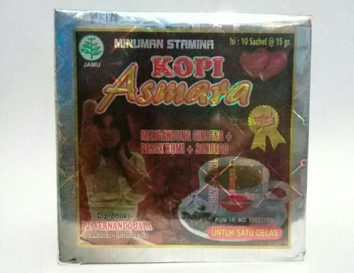 harga Kopi asmara kopi stamina ginseng plus herbal sanrego Tokopedia.com