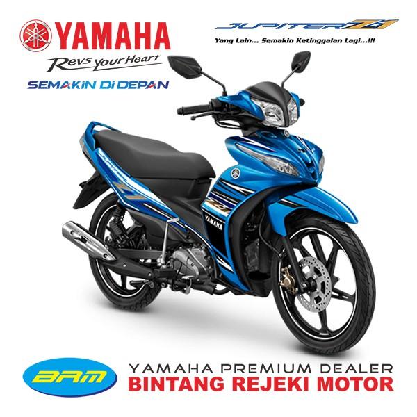 Jual Yamaha Jupiter Z1 Cw Fi – Wlayah Jawa Barat Harga Promo Terbaru