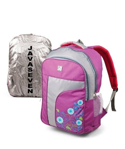 Tas sekolah anak free jas hujan / tas anak perempuan sekolah jv murah