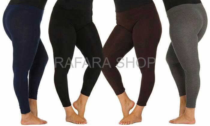 Jual Celana Legging Panjang Ukuran Jumbo Wanita Terbaik Jakarta Pusat Rafarashop Tokopedia