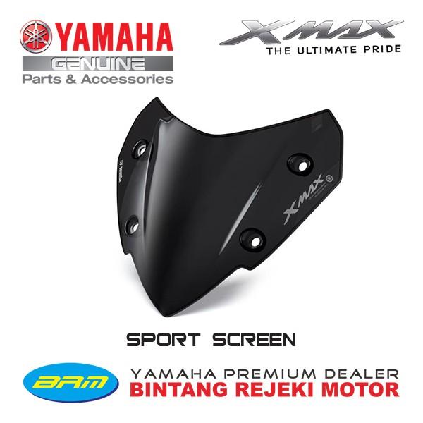 Foto Produk SPORT SCREEN for Yamaha Xmax 250/300 dari Yamaha Bintang Rejeki