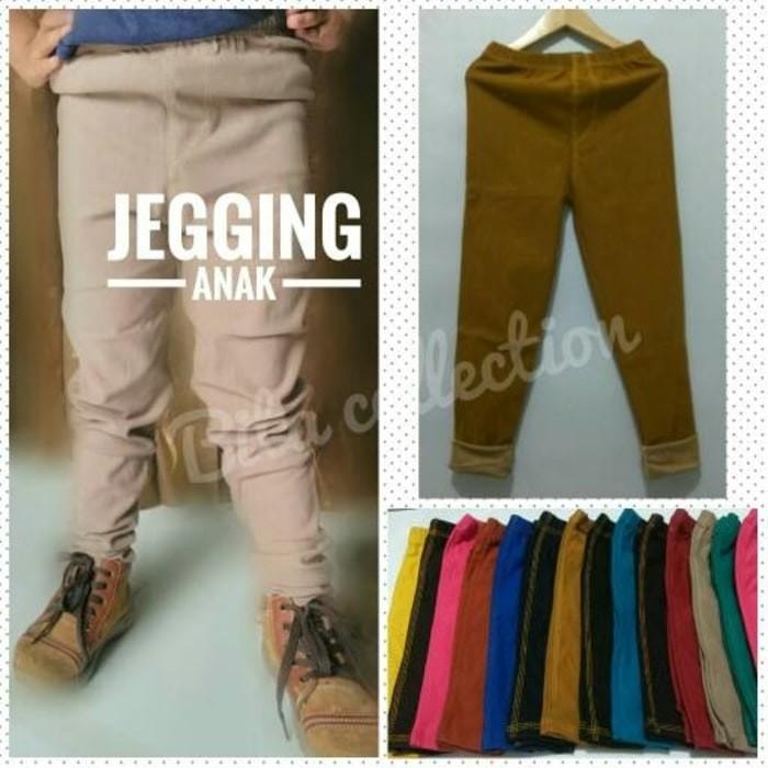 Jual Celana Legging Jeans Anak Jegging Semi Denim Jogger Leging Size M 3 Kota Bogor Bunda Susan Tokopedia