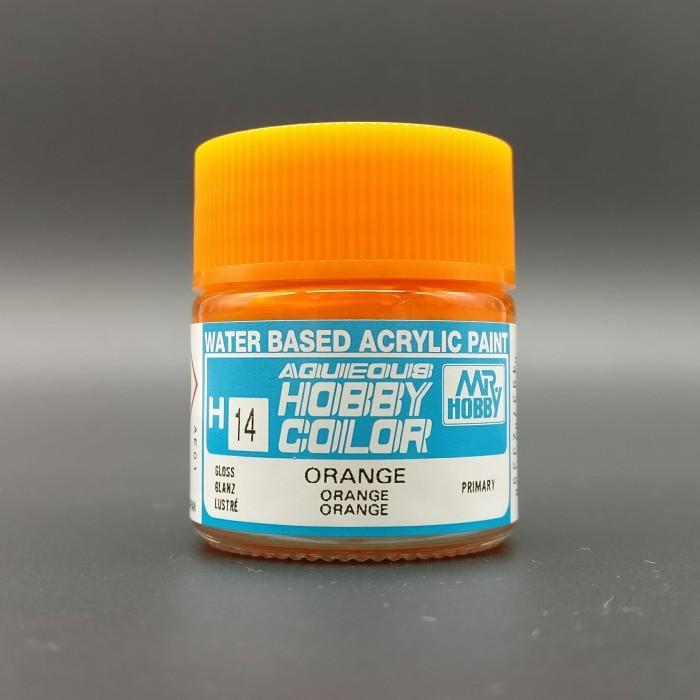 harga Mr. aqueous hobby color h14 orange Tokopedia.com