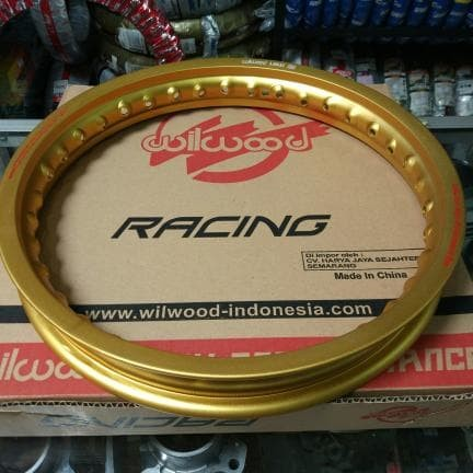 harga Velg 185 x 17 gold type wm wilwood Tokopedia.com