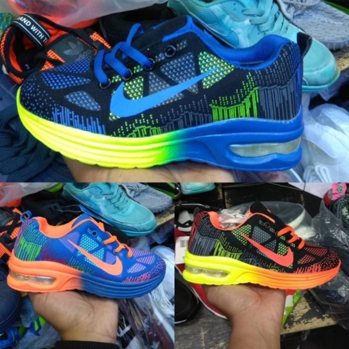Jual Sepatu Nike Airmax Kids Tabung Air Max Tab Anak TK SD SMP Anak2 ... b00e7b94f2